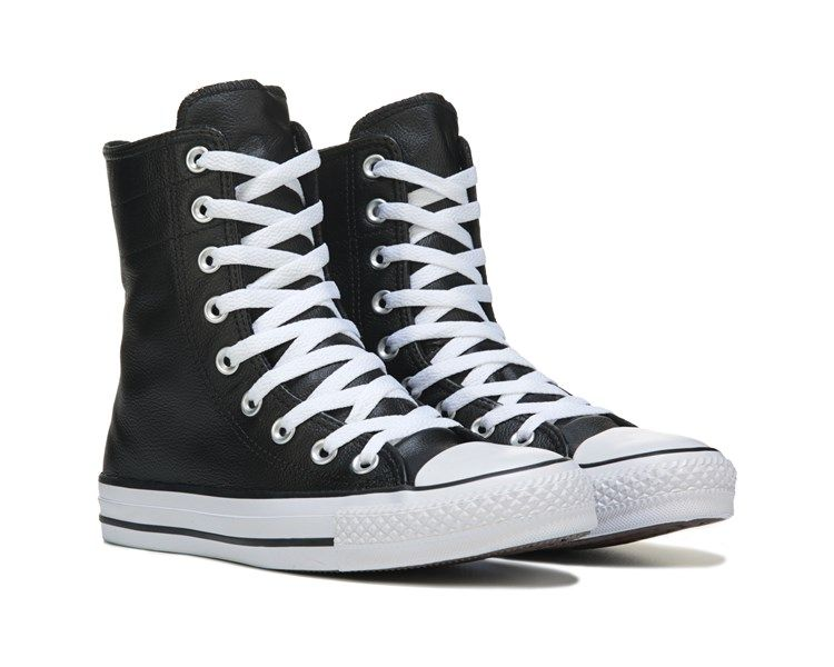 Women's Chuck Taylor All Star Hi Rise Leather Sneaker