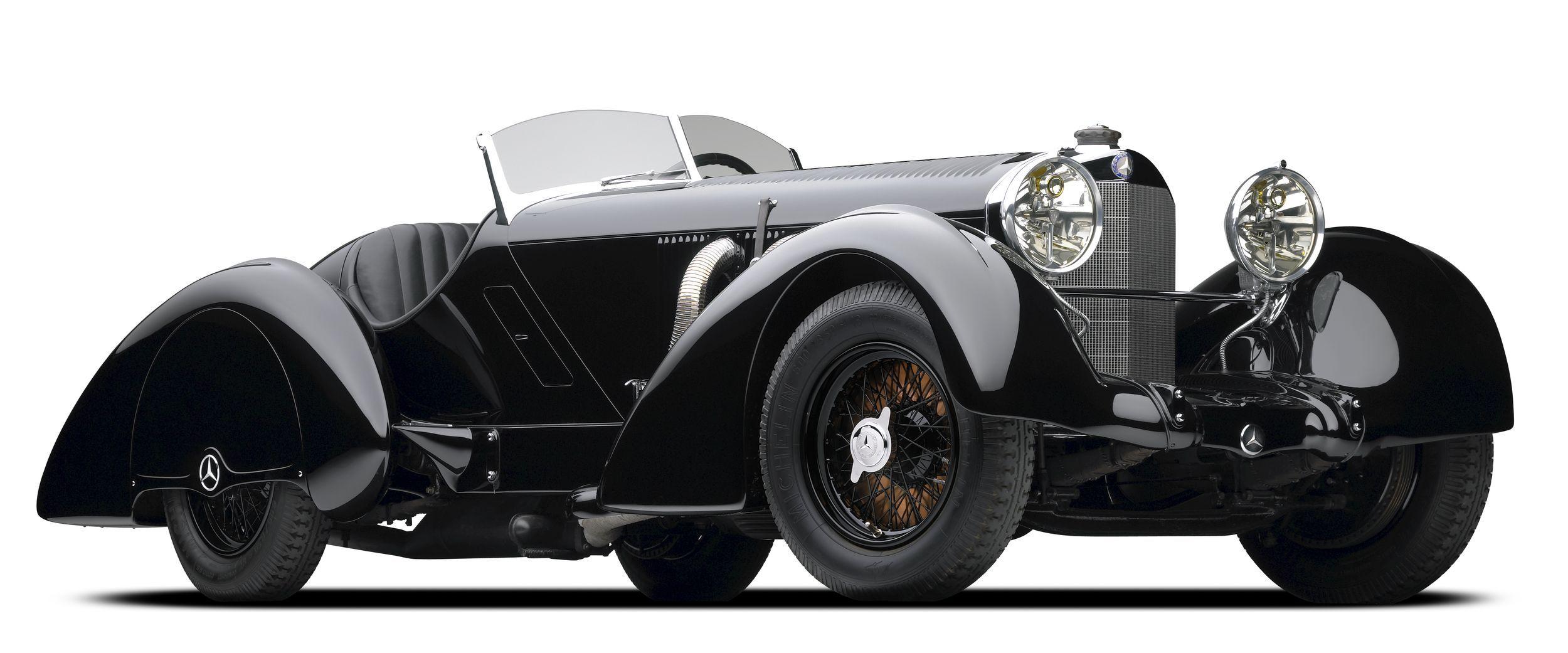 Resultado de imagem para 1928 - Mercedes-Benz SSK