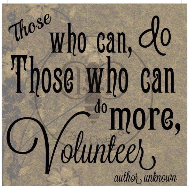 Pin by Cathy Moore on David Workman Volunteer quotes