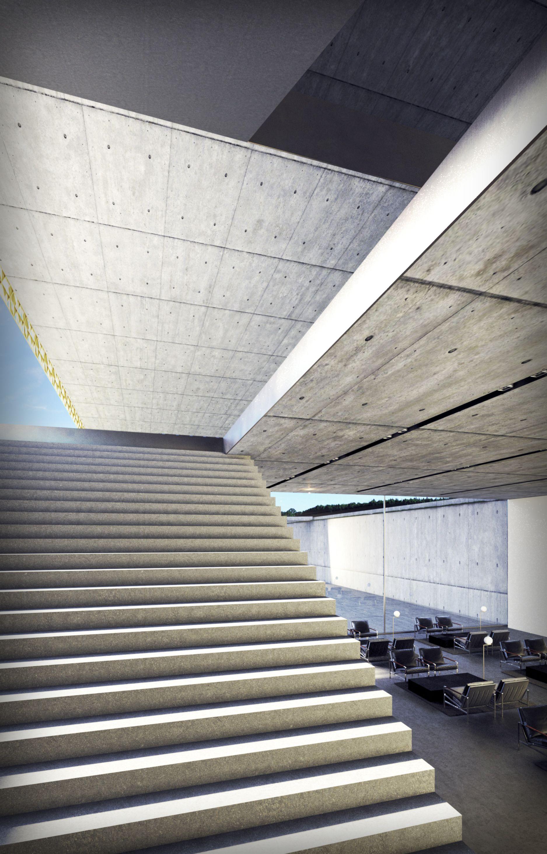 Luc Spits Architecture Competition Bauhaus Museum Cole Du  # Abris De Jardin Bauhaus