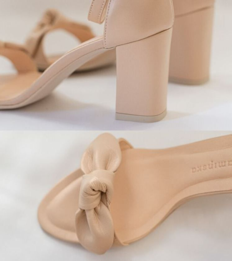 Urocze Sandalki Z Kokardka Shoes Wedding Dresses Wedding Shoe