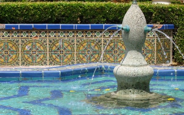 splendid pool tile san diego ca with vintage swimming pool fountains waterfalls and mosaic pool tile patterns of pool decks. beautiful ideas. Home Design Ideas