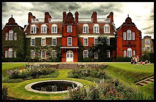Newnham-my beautiful home for my 21st year