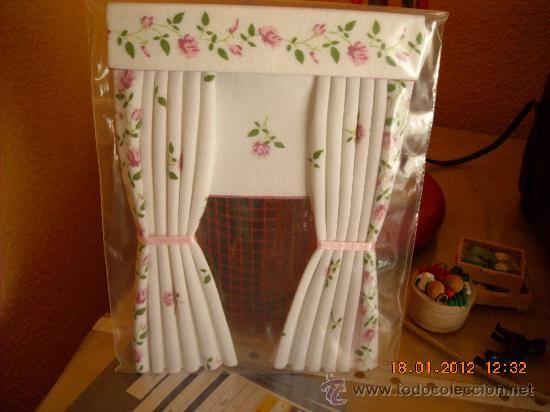 cortinas para casas de muñecas, Lps Pinterest LPs, Doll houses