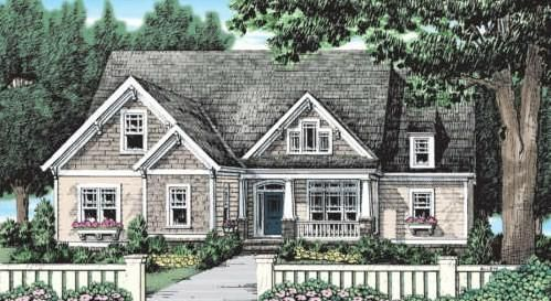 New One Story Custom Homes on Wooded Acreage at Cattail Creek