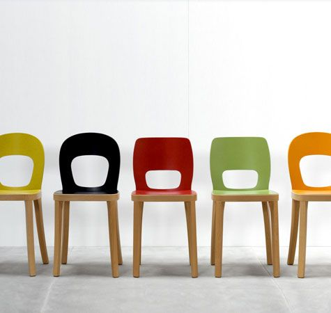 St6 Retro Dining Chairs