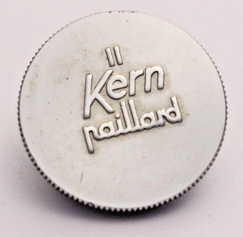 KERN PAILLARD II METAL LENS CAP BOLEX 35MM