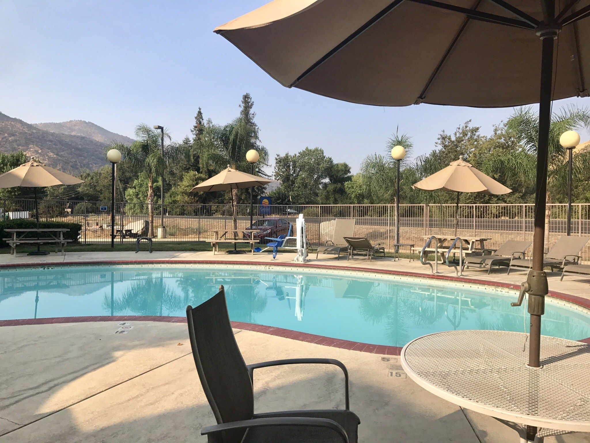 Hotel Review Comfort Inn Sequoia National Park Smart Money And
