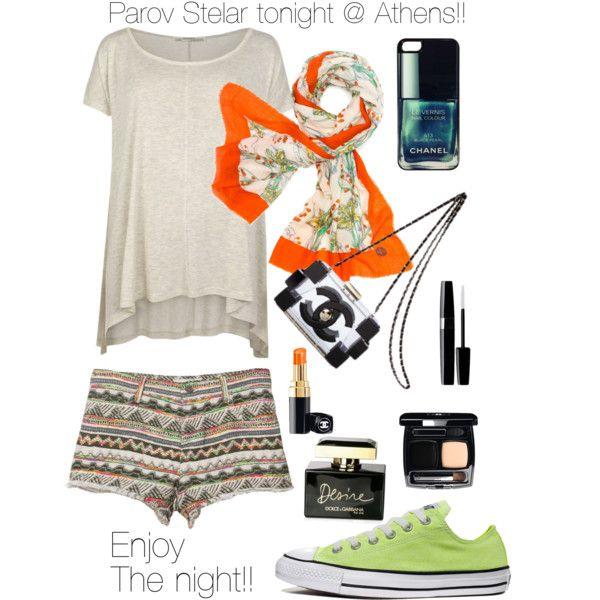 All night long parov stelar dance dress