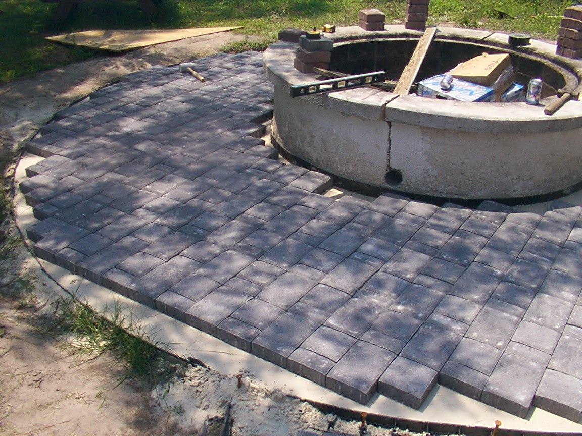Brick Paver Installation Brick Pavers  How To Build A Brick Patio  Instructions And