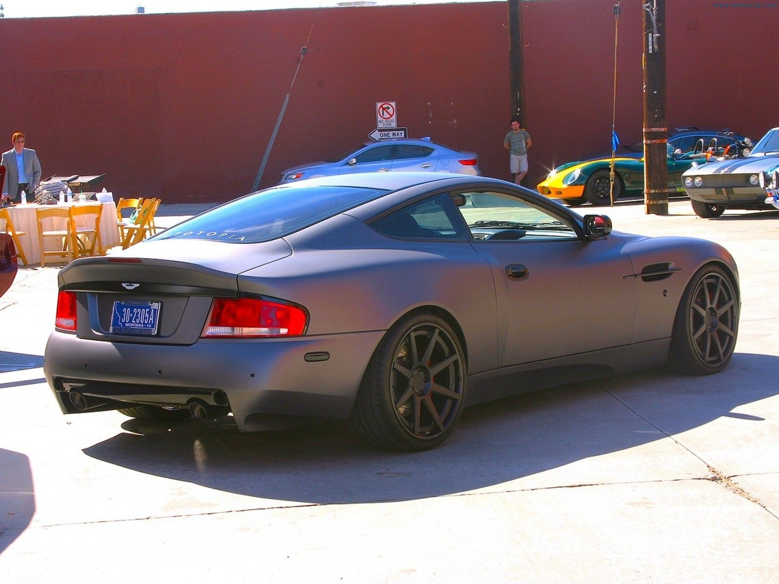 2006 aston martin vanquish rear angle fast furious 6 car car reviews