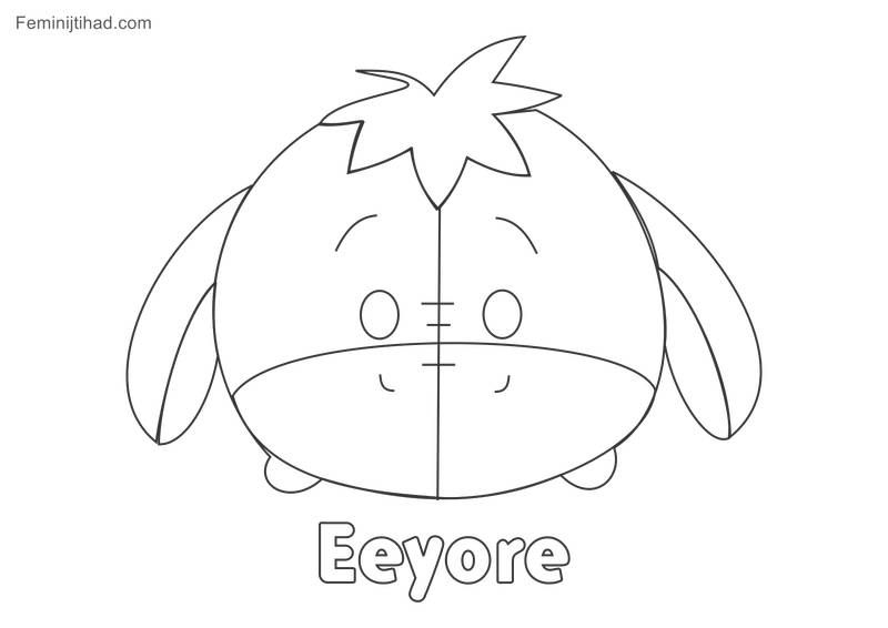 Cute Tsum Tsum Coloring Pages Free Coloring Sheets Tsum Tsum Coloring Pages Coloring Pictures Free Coloring Sheets