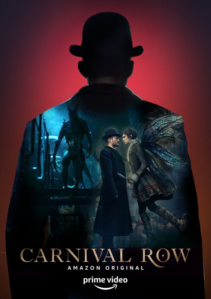 Pin De Miguel Dos Santos Em Carnival Row Amazon Prime Video Em