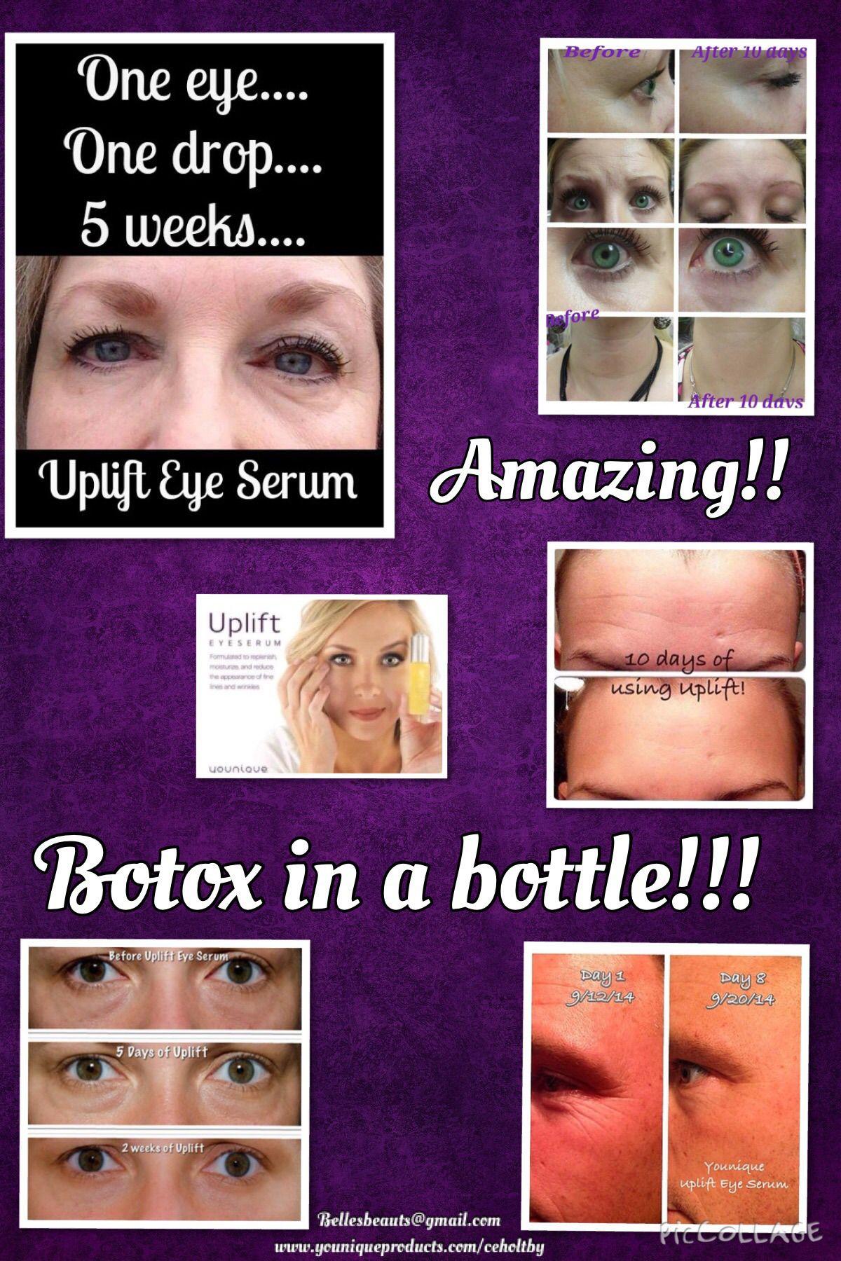 Uplift eye serum younique uplifteyeserum at http