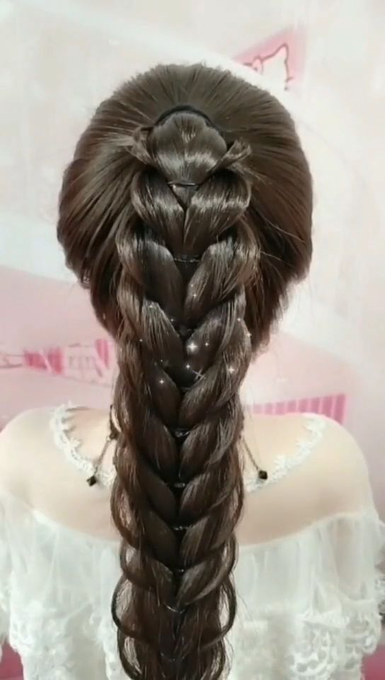 Hairstyle Tutorials For Short Hair In 2020 Long Hair Braids Tutorials Braids For Long Hair Braided Hairstyles Tutorials Easy