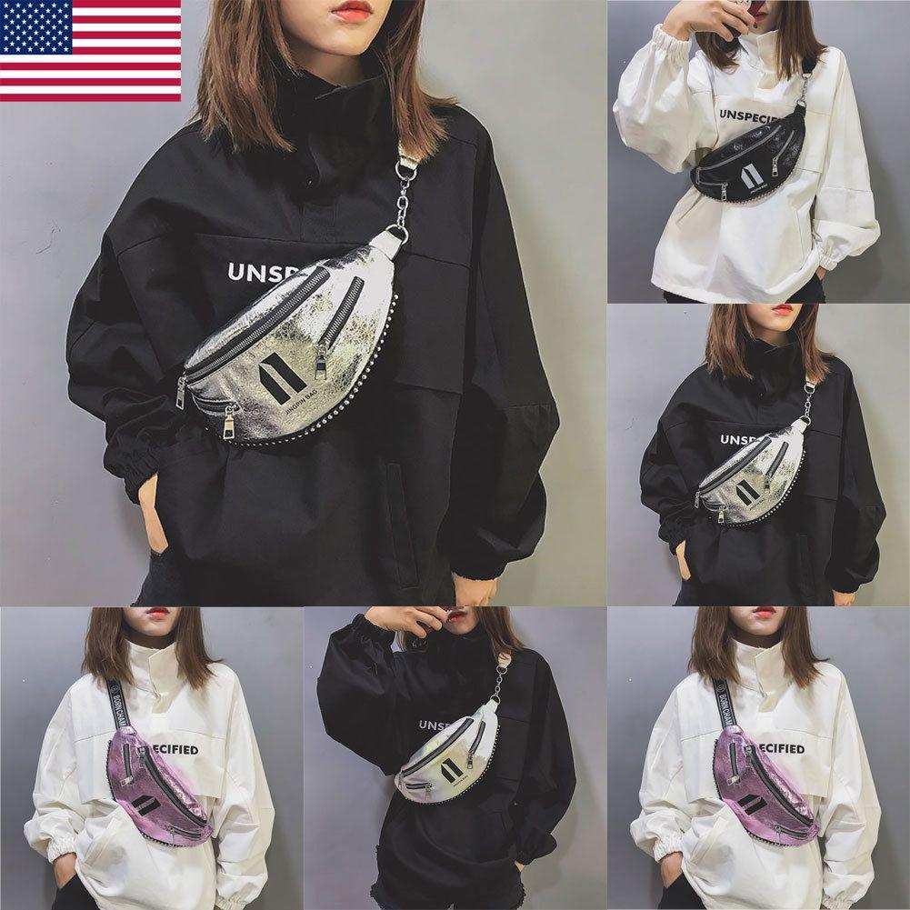 0fd26a7b1ef Hip Bag · $ 8.69 | Unisex ladies Men Travel Waist Fanny Pack Money Belt  Wallet Glitter BumBag Pouch