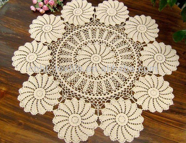 Patrones de paños en crochet - Imagui | Manualidades a crochet ...