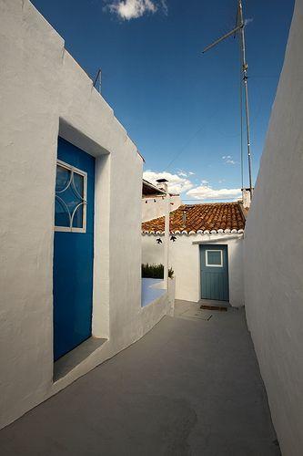 Quintalinho na casa na aldeia, Albernôa - Alentejo. www.casanaaldeia.com