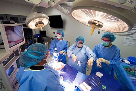 Surgical Technologists are an integral part of the team of medical