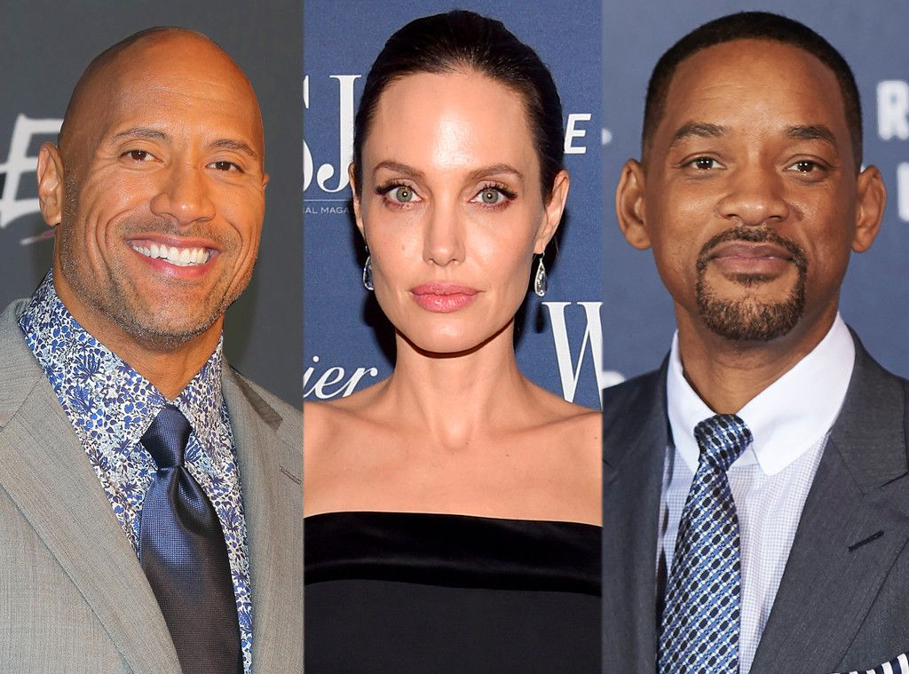 Kanye West for President? How Flirting With Politics Became a Popular Celebrity Pastime  Dwayne Johnson, The Rock, Angelina Jolie, Will Smith