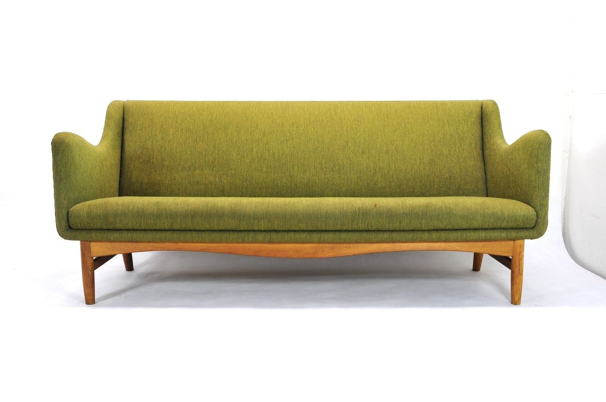 Nice Finn Juhl Sofa. Avery Used One Of These For The Mid Century Ranch In