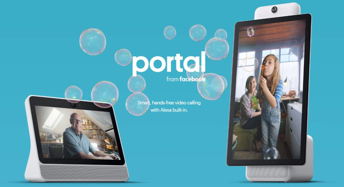 Facebook unveiled Its First Product! Facebook Portal
