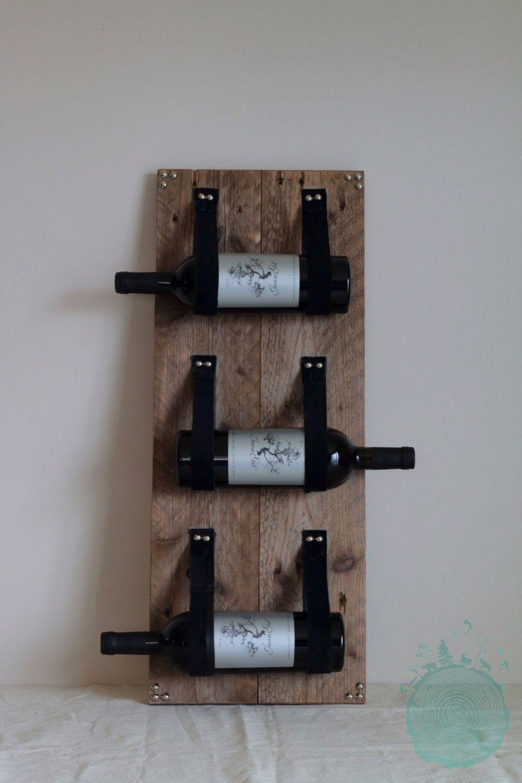 Support A Bouteille De Vin Mural Épinglé par daougarad heskhaman sur porte-bouteilles