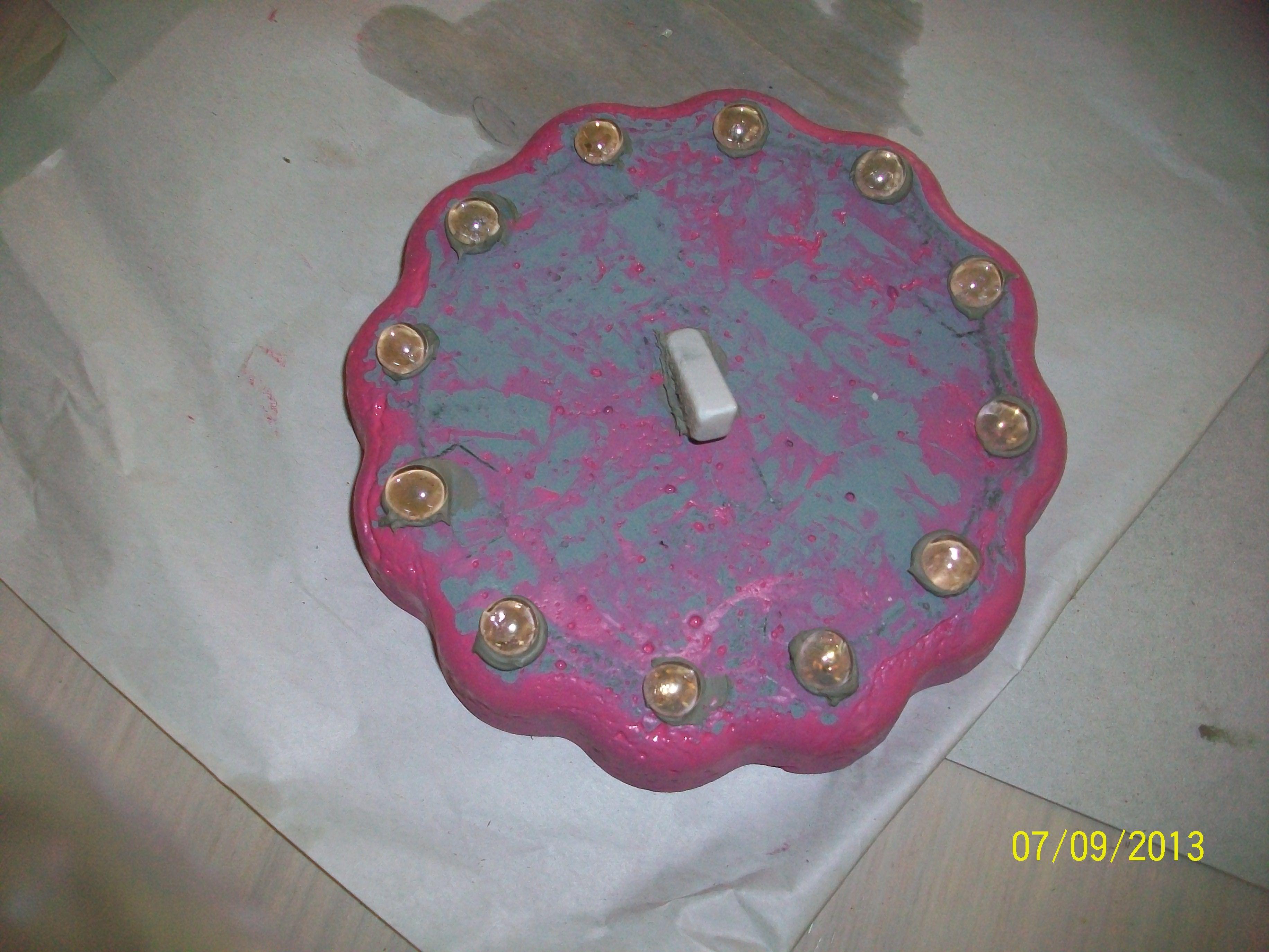Photo of Sundial Inner CIty Kids Day Rustoleum Paints