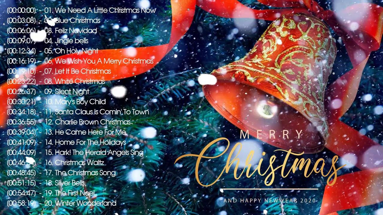 Best New Christmas Music 2020 Christmas Music 2020 🎅 Top Christmas Songs Playlist 2020 🎄 Best