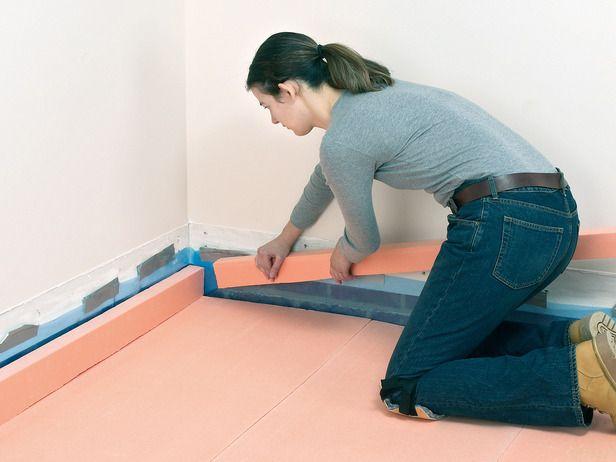 Couler un plancher béton isolé \u2013 isolation dalle beton Construction - Couler Une Dalle Beton Exterieur