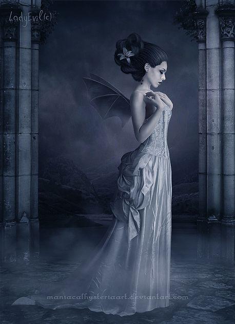 Photo Manipulations by Evelyn Saveljeva