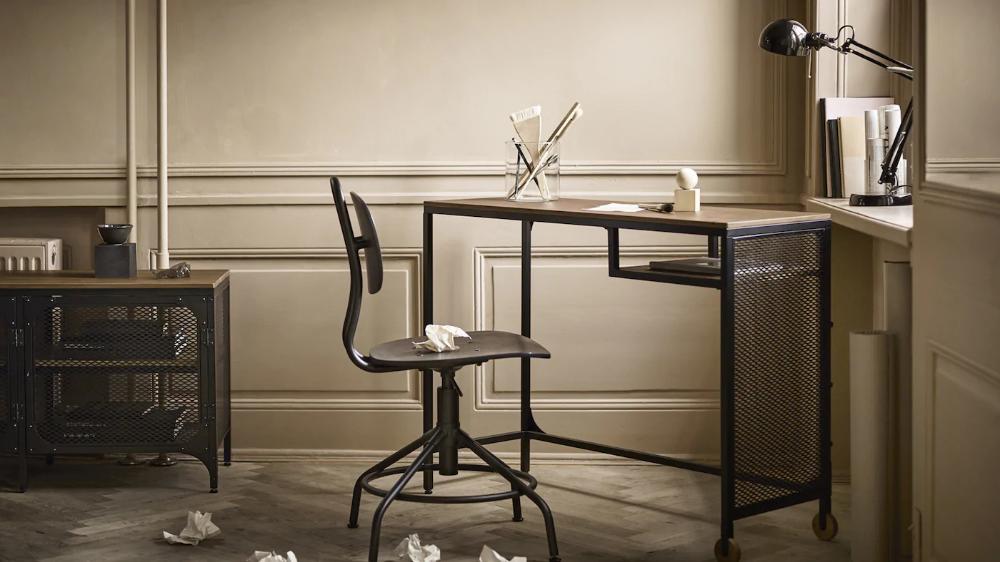 Home Office Furniture Storage Accessories Ikea Office Desk