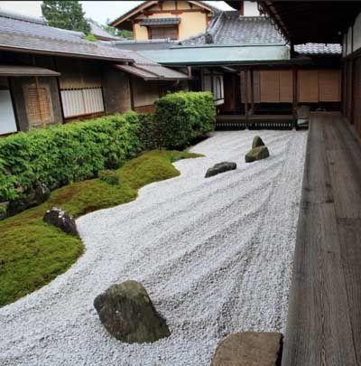 30 hermosos jardines zen Inspiración asiática Japanese, Gardens - jardines zen