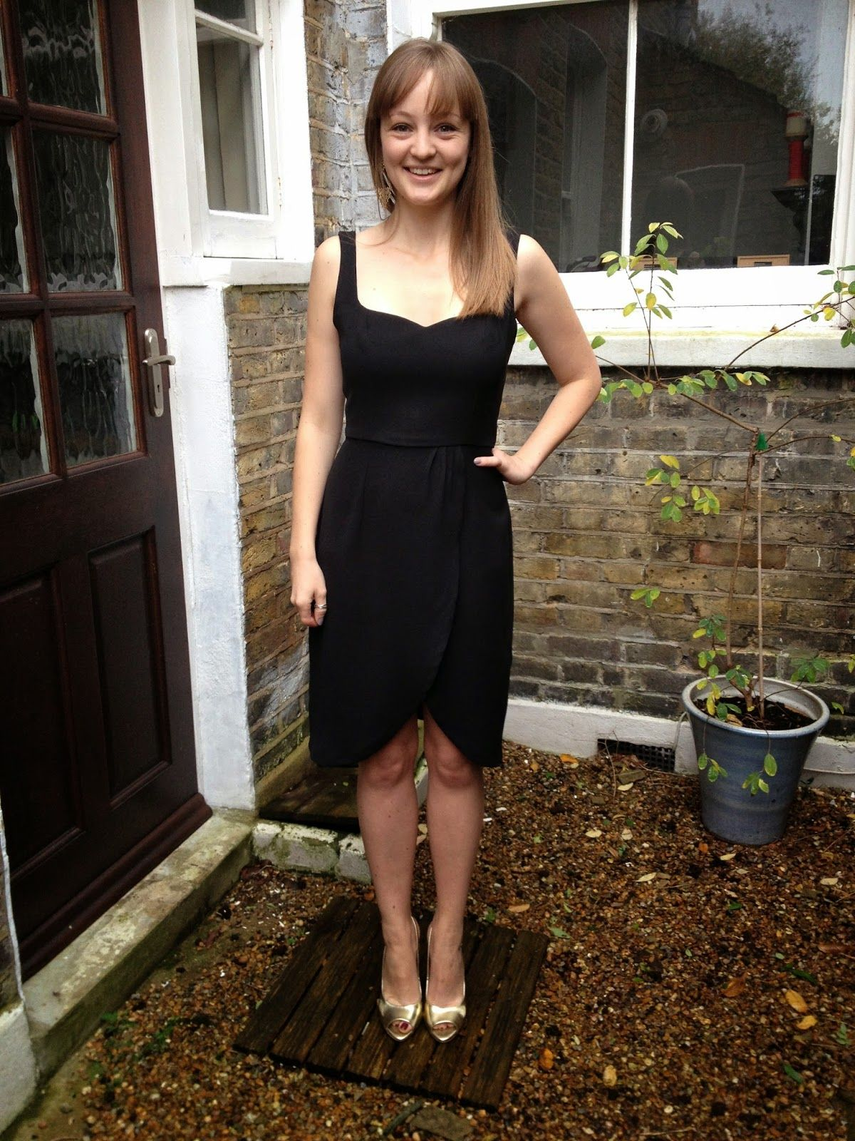 Pattern Testing: The Kim Dress from By Hand London (Diary of a Chain ...