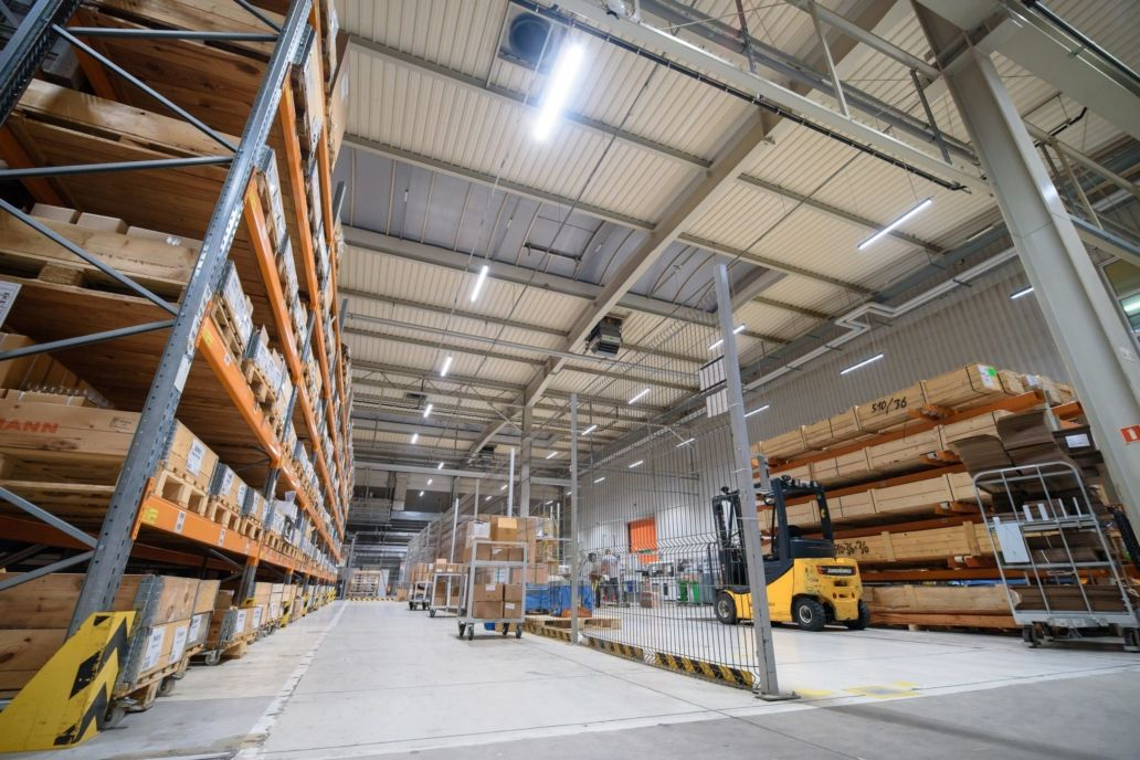 Viessmann Savings Generated By Lighting Control System Led