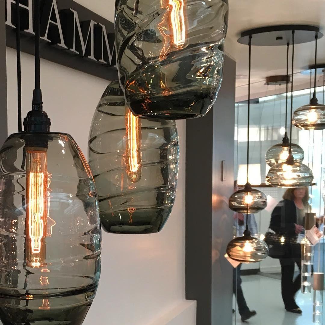 Handblownglass Collection Introduced By Hammerton In Their Hammertonstudio Collection Handmade Madein In 2020 Edison Light Bulbs Hammerton Studio Hand Blown Glass
