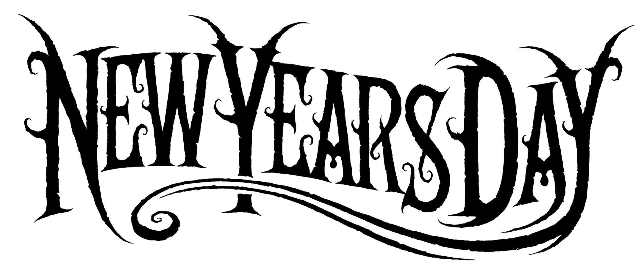 new year s day band logo logos symbols pinterest rh pinterest co uk Sleeping With Sirens Logo emo band logo collage