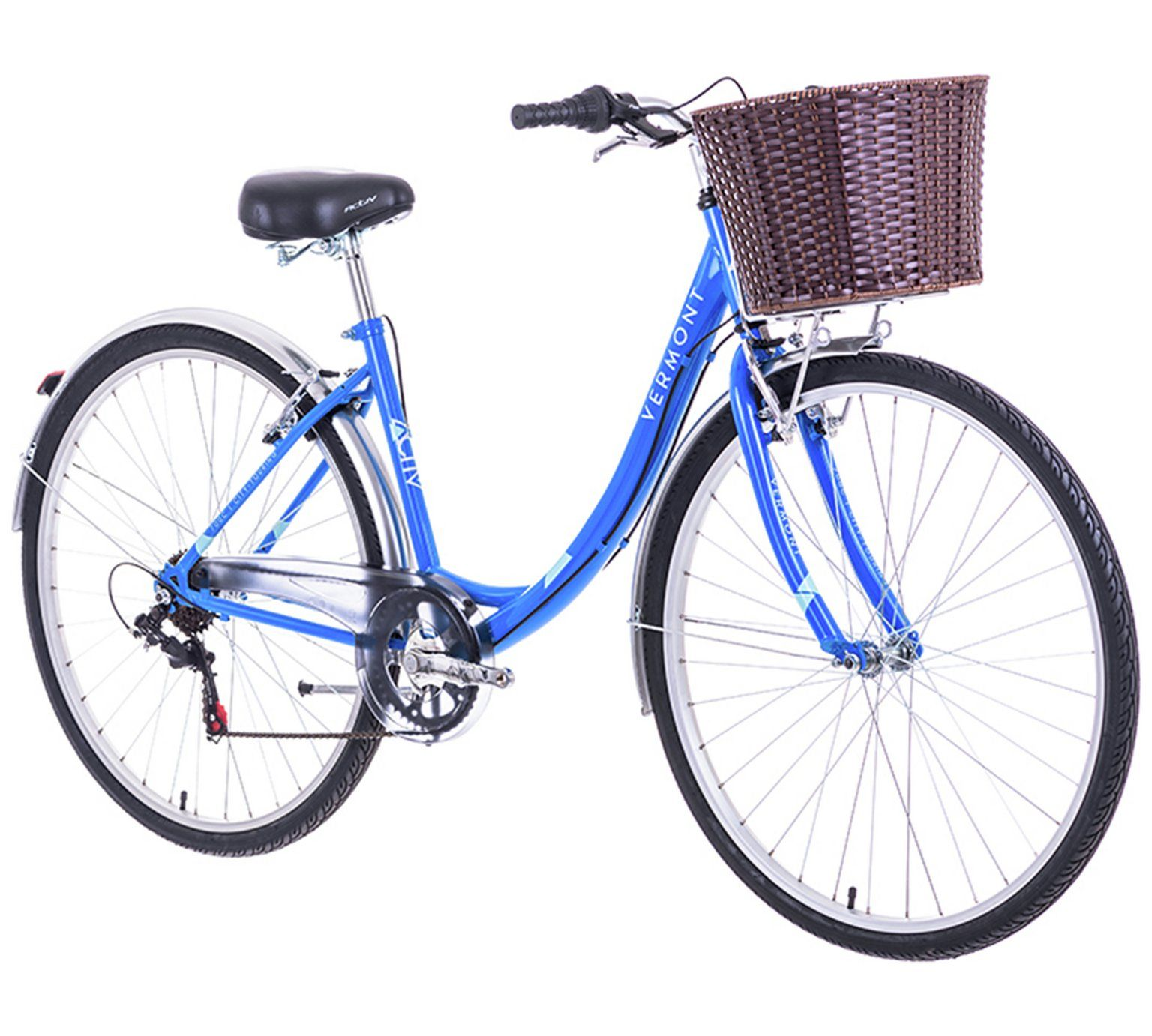 Buy Active Vermont 700c 17 Inch Hybrid Bike Womens At Argos Co