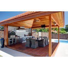 outdoor alfresco kitchen, gourmet outdoor area, best idea for entertaining, stai...#alfresco #area #entertaining #gourmet #idea #kitchen #outdoor #stai