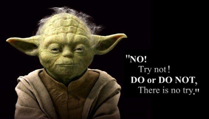 Citaten Yoda : Pin van mathieu bousson op true pinterest spreuken