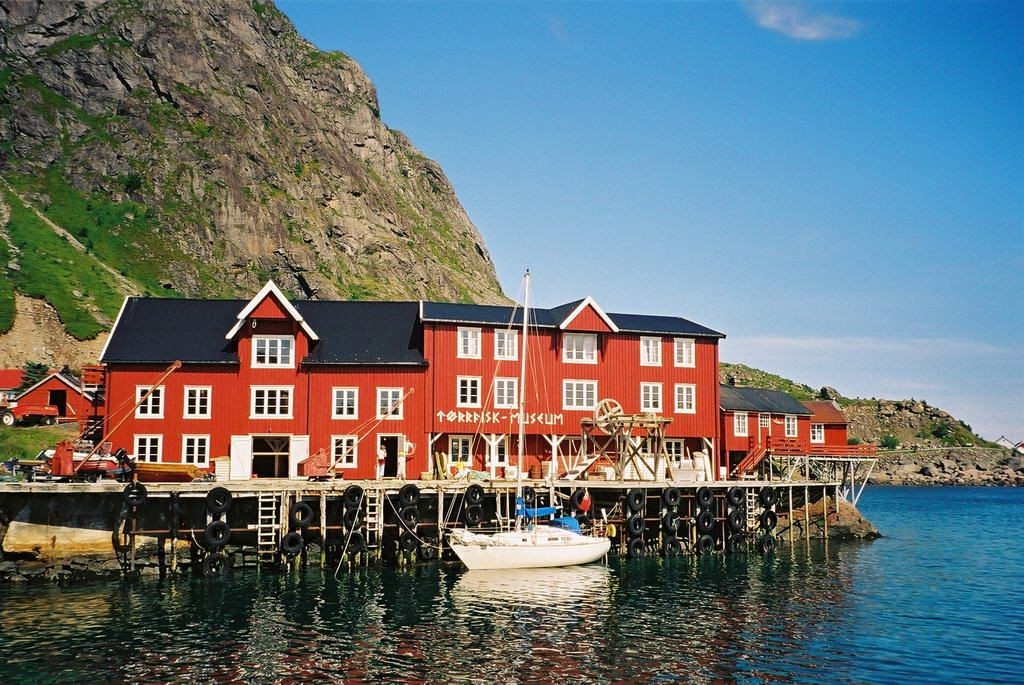 Lofoten Stockfish Museum (Lofoten Tørrfiskmuseum) is a museum devoted to Norwegian fishing and stockfish.