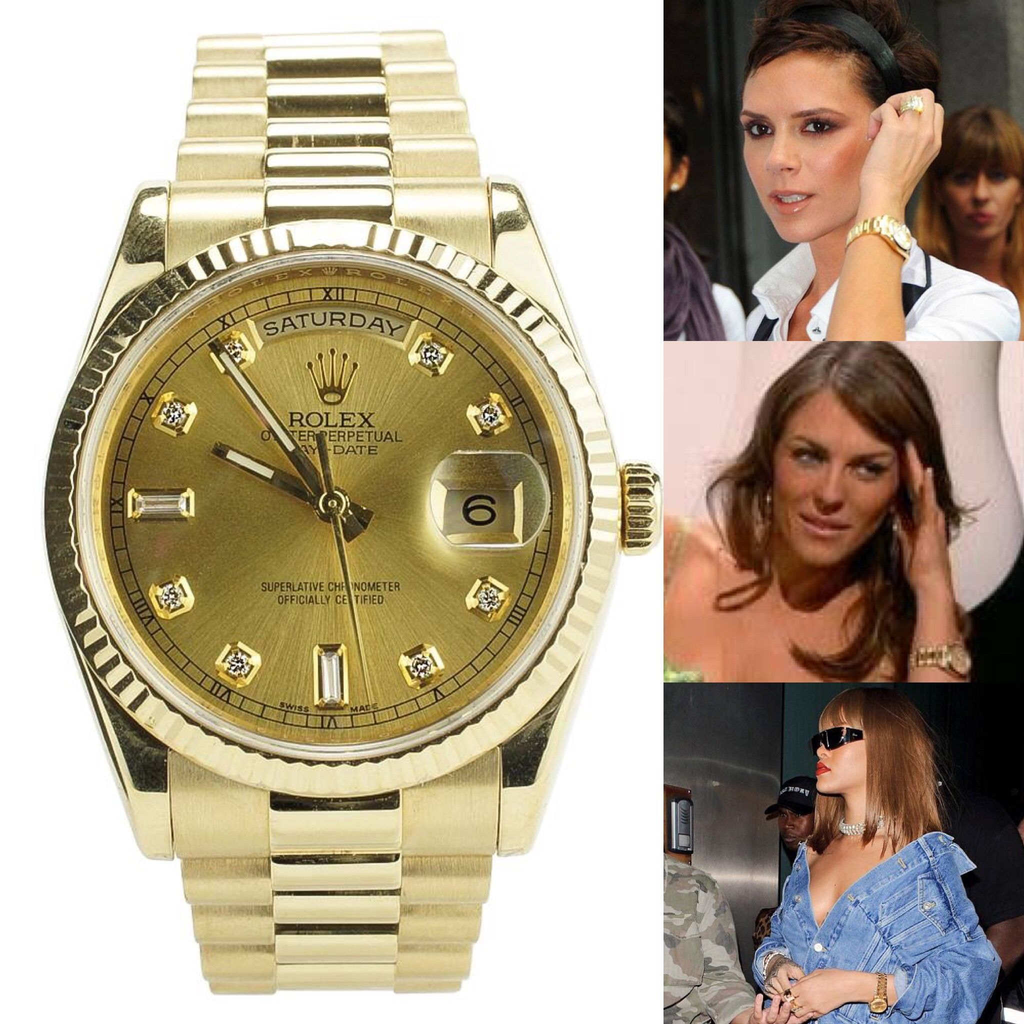 celebrity watches gallery oscars pret reporter mens a