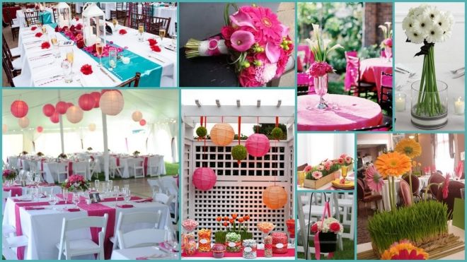 Bright, summer wedding inspiration