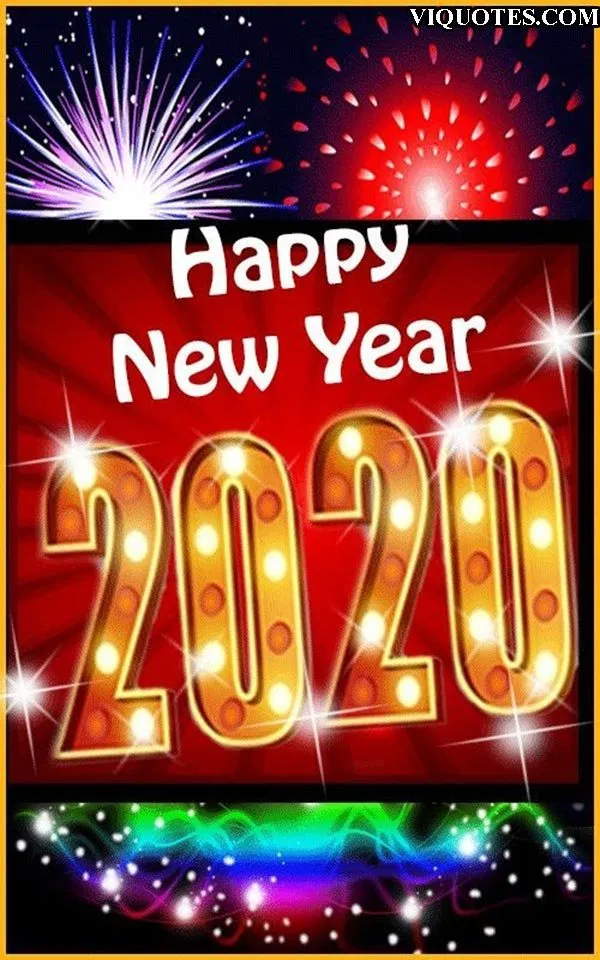 Happy New Year Images 2020 Happy New Year Pictures Happy New Year Images Happy New Year Wallpaper