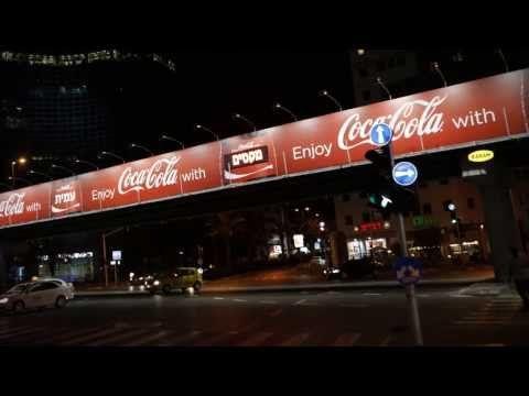 [Coke Code 302] 이스라엘 코카-콜라에서 나만의 전광판과 도로를 가질 수 있는 기회를 제공했답니다!무슨 얘기냐구요?ㅋ앱을 통해 신청하면 도로를 지날 때 내 이름이 코카-콜라 전광판에 딱! 신기방기하죠?!