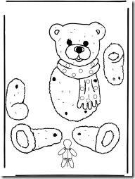 Titeres Para Imprimir Colorear Recortar Y Armar Puppets Paper Dolls Puppet Patterns