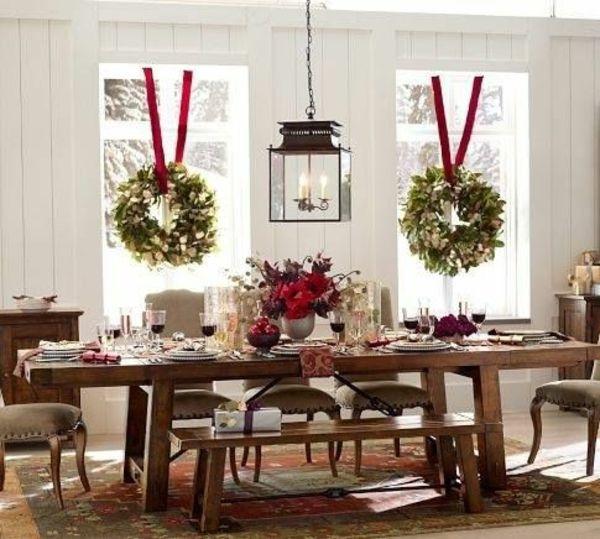 35 bastelideen f r fenster weihnachtsdeko weihnachten. Black Bedroom Furniture Sets. Home Design Ideas