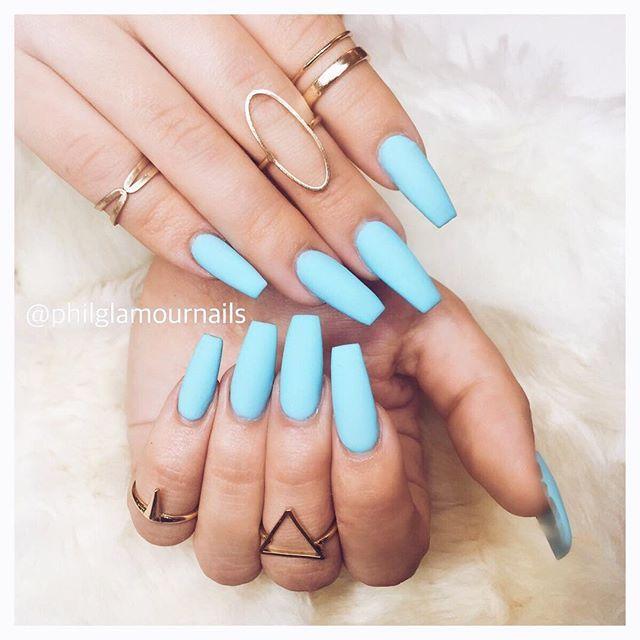 #glam #style #bluenails  #philglamournails #philnails #beverlyhills #la #hairstyle #beauty #fashion #sexystyle #