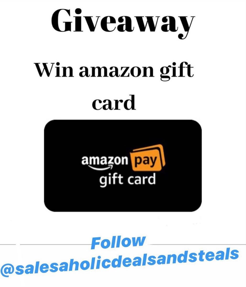 Win Amazon Gift Card In 2020 Amazon Gifts Amazon Gift Cards Gift Card