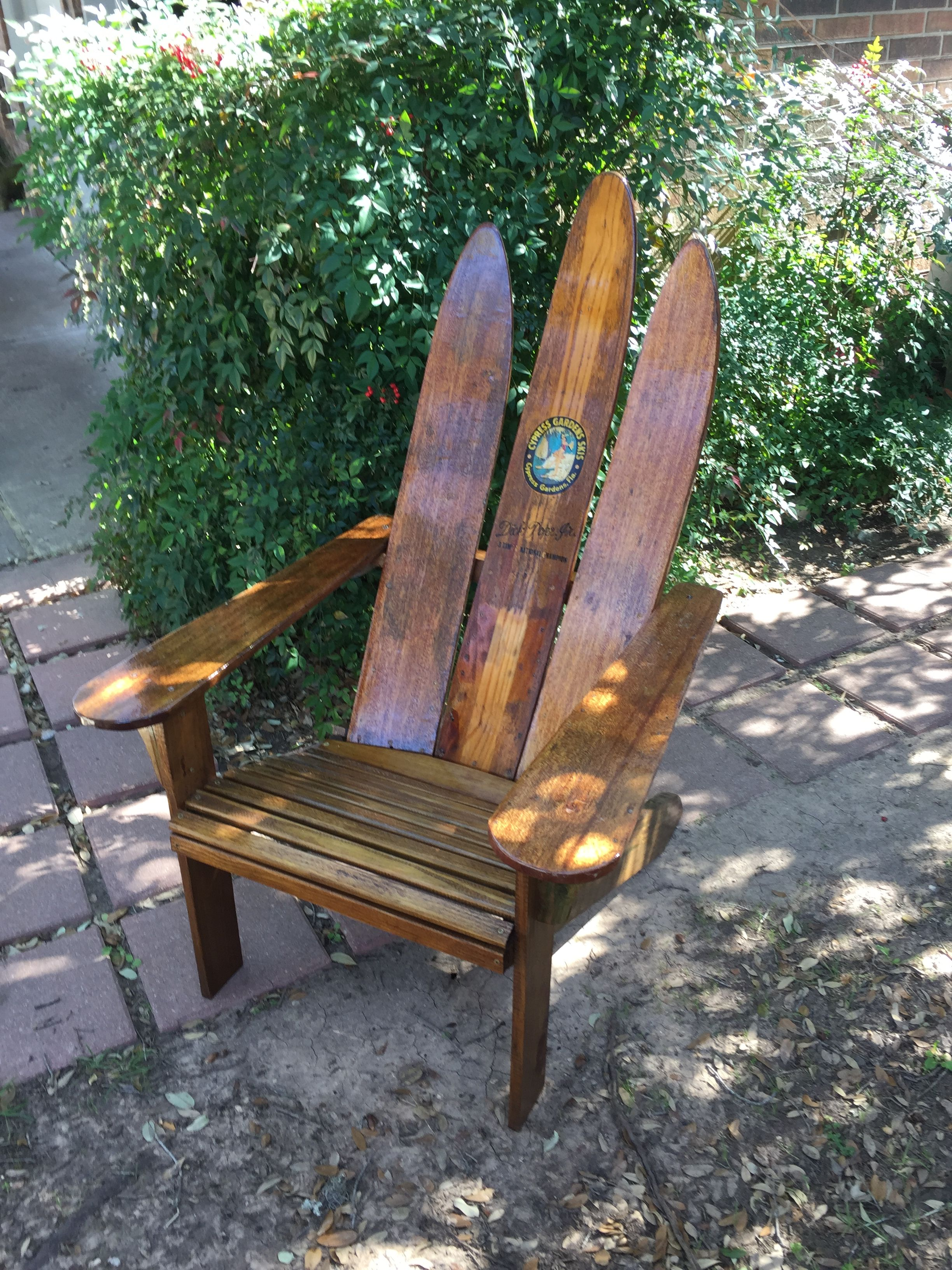 new river adirondack chairs chair cover rentals for cheap old skis expert event